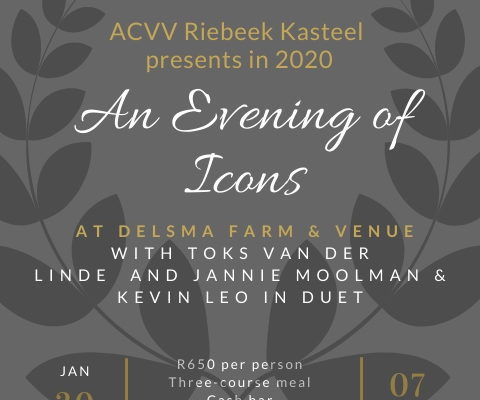 An Evening Of Icons
