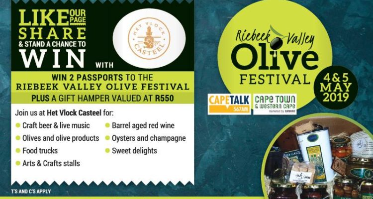 Riebeek Valley Olive Festival Competition