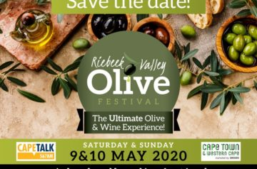 The Riebeek Valley Olive Festival 2020